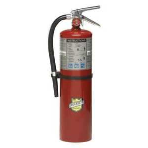 Buckeye 11340 Fire Extinguisher 4a 80b c Dry Chemical 10 Lb 21 h