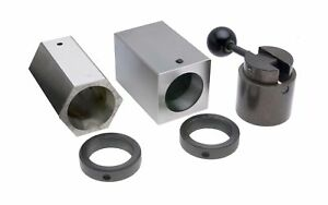 5c cb 5c Collet Block Set Hex Collet Block Square Collet Block And Collet
