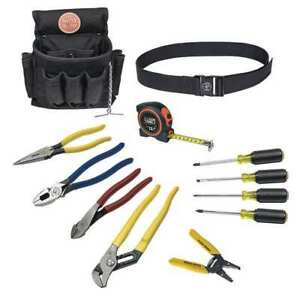 General Hand Tool Kit no Of Pcs 12 Klein Tools 92003