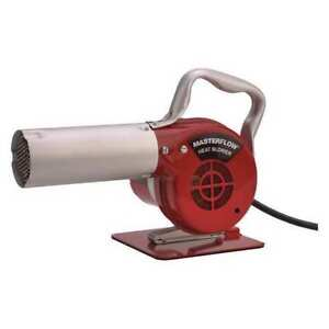 Master Appliance Ah 501 14 0 amp Corded Heat Blower 120vac 1680w