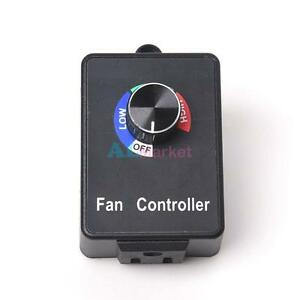 Universal Router Air Duct Fan Variable Speed Controller Electric Motor Ac 120v