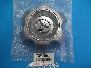 Genuine Toyota 4runner Wheel Center Cap 42603 35800