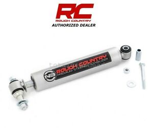 Jeep Chevrolet Gmc Rough Country N3 Steering Stabilizer 8731730