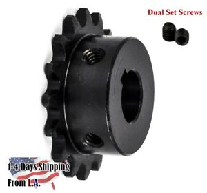 35b16h 5 8 Bore 16 Tooth Sprocket For 35 Roller Chain