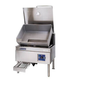 Cleveland Sem30tr 30 Gallon Electric Powerpan Tilting Skillet