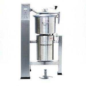 Robot Coupe Blixer 23 Healthcare Facility Blender mixer With 24 qt Ss Bowl