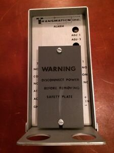 Transmation 520a Thermocouple Alarm 0 ps 33 24b Usa Relay Brand New