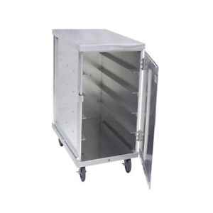 Cres Cor 101 1418 10 Mobile 10 Capacity Single Compartment Tray Delivery Cabinet