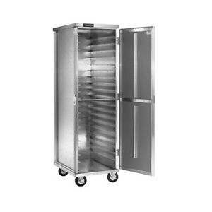 Cres Cor 101 1820 dsd Super Duty Mobile 20 Capacity Full Height Enclosed Cabinet