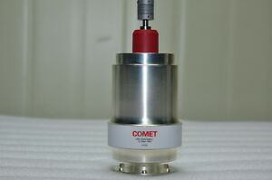 Comet Vacuum Variable Capacitor Cvmi 1000ac 5 bac l 10 1000pf 5 3kv
