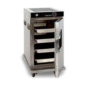 Cres Cor H 339 128c Mobile Half Height Heated Cabinet