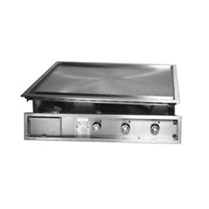 Lang 136tdi 36 Electric Drop in Griddle