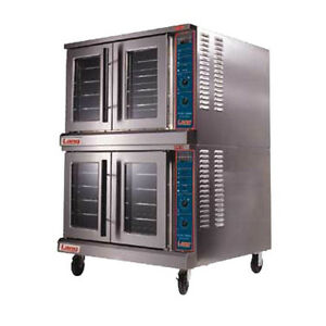 Lang Ecof t2 Electric 2 Deck Convection Oven