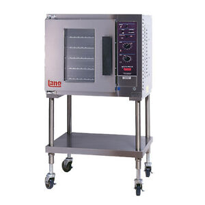 Lang Ecoh ap 9 Pan Capacity Electric 1 Deck Convection Oven