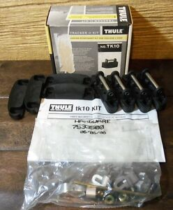 New Thule Tk10 Tracker Ii Kit Chevy Equinox For Thule 430 Or 430r Foot Packs