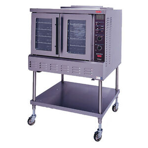 Lang Gcod ap1 Gas Bakers Depth Strato Series 1 Deck Convection Oven