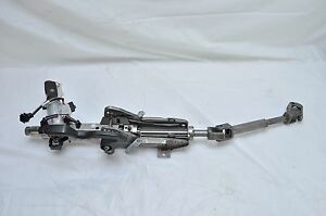 2012 Volkswagen Golf Steering Column W Key Lock Cylinder Set 1k1419502bf Oem