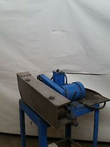 2x48 Inch Hammond Belt Grinder Burr King Knife Maker