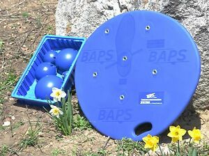 Baps Board System W storage Tray 6410 Spectrum Therapy Physical Therapy Ankle