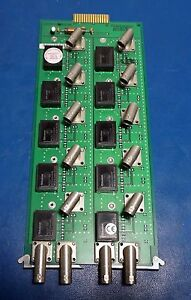 Keithley 7062 Rf Coaxial Switch Card 500 Mhz