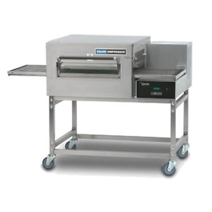 Lincoln 1130 000 u Electric Express Single Deck Conveyor Pizza Oven