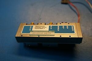 Tektronix 119 1010 02 Phase Gate Assembly 492
