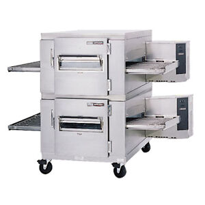 Lincoln 1400 2e Electric Double Stack Conveyor Oven