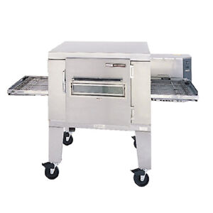 Lincoln 1453 000 u Electric Single Stack Conveyor Pizza Oven