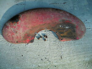 Farmall Super A Left Fender