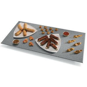 Hatco Grss 4818 Portable Heated Stone Shelf With 48 Width And 18 Depth