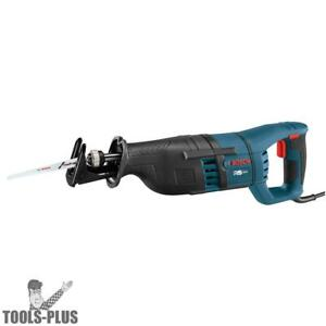 Bosch Tools Rs7 Reciprocating Saw 1 1 8 power Stroke Led Headlights New