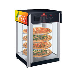 Hatco Fdwd 2 Hot Food Display Case With Revolving Circular Rack And 2 Doors