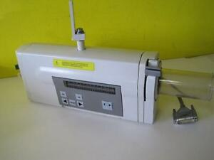 Liebel Flarsheim Injector 800033 E For Cardiac Pathways 8004 Rf Ablation System