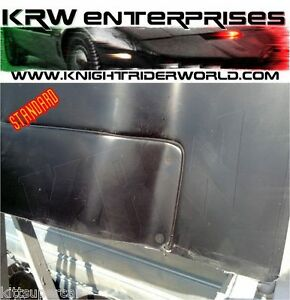1982 92 Pontiac Firebird Knight Rider Kitt Karr K2000 Turbo Hood Scoop Bulge Se