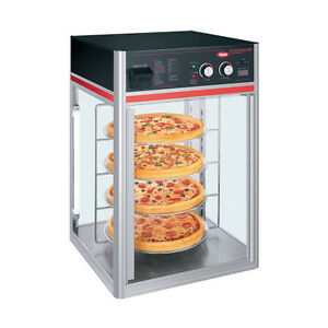 Hatco Fsdt 1 Countertop Hot Food Display Case With 4 Tier Circle Rack