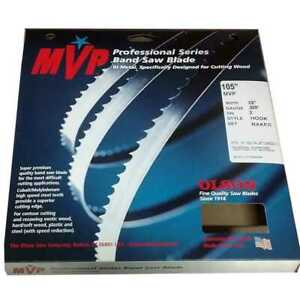 Olson Mvp82305 105 X 1 2 X 3 Tpi Premium Band Saw Blade New