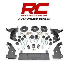 2014 2015 Chevrolet Gmc 1500 Pickup 1 25 Rough Country Body Lift Kit rc714
