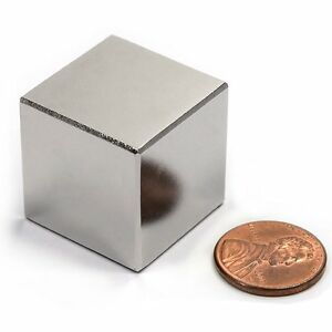 1 8 25 64 Magnets Rare Earth 20 X 20mm Cubes Strong Shere N52 Neodymium Block