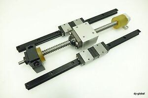 Thk Used Blk1510 360mm ak12 nut Bracket Star15v 370mm 2 2r 4b Cnc Router Fast