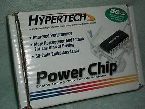 Hypertech 120351 Computer Chip 1990 Camaro Firebird 90 Tpi 305 5 0l Power Manual