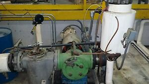 Viking Stainless Steel Jacketed Positive Displacment Pump Qs227a
