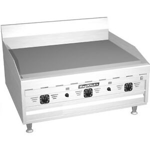 Magikitch n Mkg 24 24 Countertop Gas Griddle