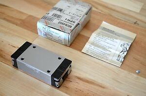 New Rexroth R162381320 Size20 Linear Rail Bearing Runner Block Thk Cnc Router