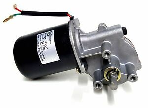 Makermotor 3 8 D Shaft Electric Gear Motor 12v Low Speed 50 Rpm Gearmotor Dc