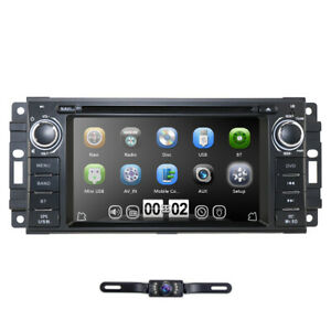 Car Stereo Radio Dvd Player Gps Navigation For Jeep Wrangler Unlimited 2007 2015