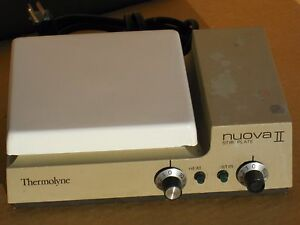 Thermolyne Nuova Ii Laboratory Hot Plate And Stirrer