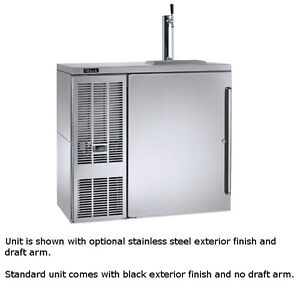 Perlick Dds36 36 1 section Direct Draw Draft Beer Dispenser