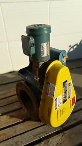 Meyer Rotary Airlock 9 Inch Blades Dust Collection Mining Material Transfer 1hp