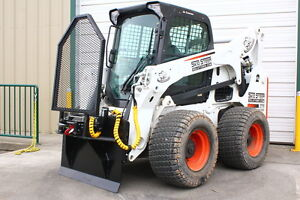 Skid Steer Winch Attachment Bsg 12 000 Lb Heavy Duty
