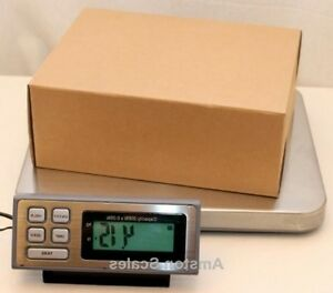 Postal Postage Shipping Scale 200 Lb X 0 05 Lb Usps Ups Fedex Office Mail New